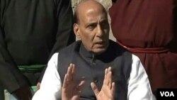 Menteri Dalam Negeri india Rajnath Singh telah menunjuk utusan baru India ke Kashmir.