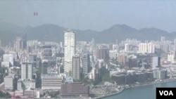 香港在全球經濟自由度排名港第一。(視頻截圖)