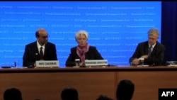 Sastanak MMF-a i Svetske banke tokom vikenda koncentrisan na dalja strahovanja od obnove evropske dužničke krize