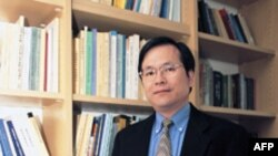 台湾政治大学教授林祖嘉