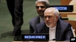 المانیتور نوشته ظریف در دورانی که نماینده ایران در سازمان ملل بود، بی سر و صدا با جو بایدن و جان کری دیدارهایی داشت.