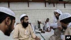 تصویر آرشیف: مدرسۀ تعلیم القرآن والحدیث در پیشاور