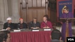 Medjureligijski skup u Nacionalnoj Katedrali u Washingtonu