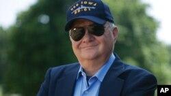 미국의 베스트셀러 소설가 톰 클랜시가 향년 66세로 별세했다. 지난 2010년 미국 메릴랜드주 헌팅턴에서 촬영한 사진이다.
