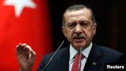 土耳其總理埃爾多安