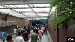 上海昌硕科技公司的员工