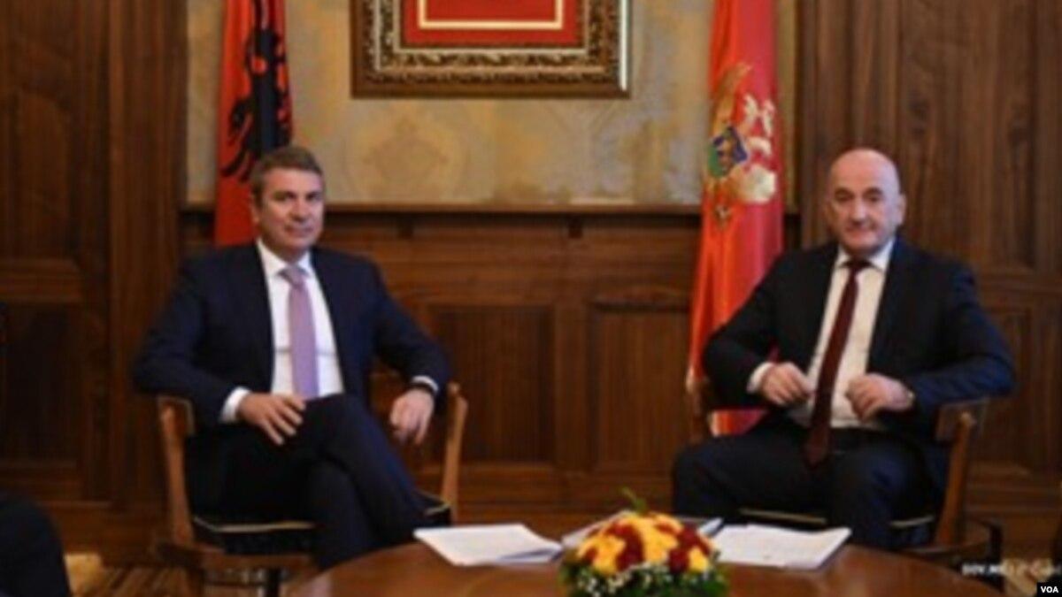 Zgjerohet bashkëpunimi mes Malit të Zi dhe Shqipërisë