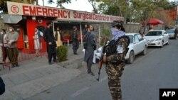 کابل میں اتوار کو ہونے والے دھماکے میں پانچ افراد ہلاک ہوئے تھے۔