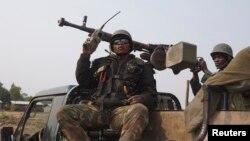 Pasukan Kongo berhasil merebut 2 kota lagi di Kongo timur dari tangan pemberontak M23 (foto: dok).