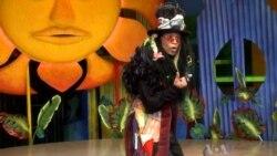 Bob Marley's Music Inspires Children's Play