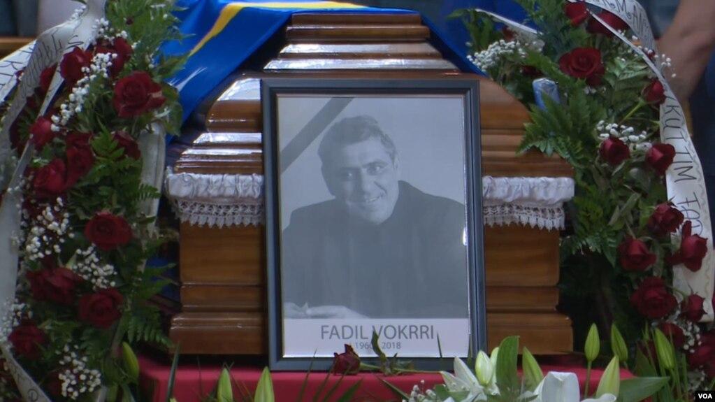 Kosova në ditë zie pas humbjes së Fadil Vokrrit