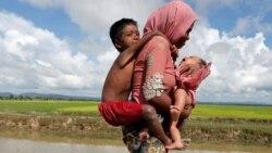 Myanma hukumati Rakxaynga oziq-ovqat kiritilishiga rozi