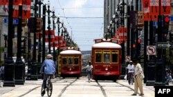 Tramvaji u Nju Orleansu