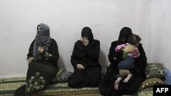 Sirijske izbeglice u privremenom smeštaju u Jordanu