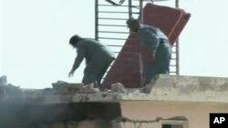 هلاکت منسوبین پولیس توسط عساکر ناتو