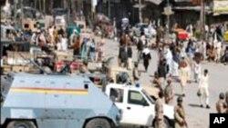 تربت بم دھماکے میں پانچ بچے زخمی