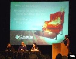 Phóng sự bằng hình - Đi xem hội sách Wordstock, Portland