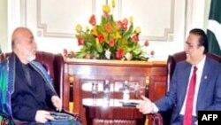 TT Pakistan, Afghanistan thảo luận về an ninh trong vùng