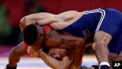 Komite Olimpiade Internasional (IOC) merekomendasikan cabang gulat tidak dipertandingkan dalam Olimpiade 2020 (foto: dok).