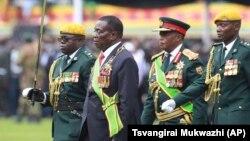 UMnangagwa loChiwenga