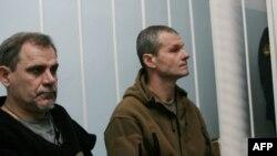 Tacikistanda həbsdə olan pilotlar azad edildi