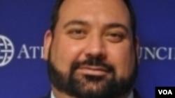 Jorge Benitez, vojni ekspert Atlantskog saveta