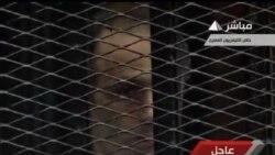 2012-06-03 美國之音視頻新聞: 埃及群眾抗議法庭輕判穆巴拉克