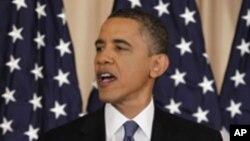 مشرقِ وسطیٰ سےمتعلق صدر اوباما کی تقریر کے اہم نکات
