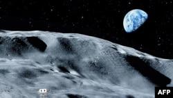 美國太空總署阿密提斯月球探索項目計劃2024年把美國宇航員再次送上月球。