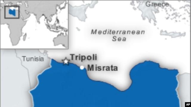 Airstrikes Rock Tripoli, Libya Wants More US Talks