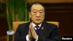 중국의 쑤룽 전국인민정치협상회의 부주석. (자료사진)