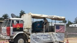 EUA aumentam ajuda á desminagem em Angola - 2:15