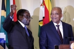 ANALYSTS DISCUSS PRESIDENT MUGABE SOUTH AFRICA VISIT