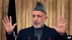 Presiden Hamid Karzai mensyaratkan pemerintahnya harus memimpin proses perundingan perdamaian dengan Taliban di Doha, Qatar (foto: dok).