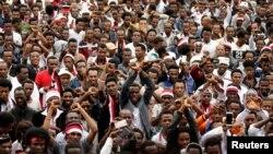 Ethiopia Political Crisis