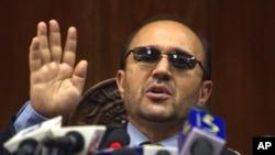 Afghan Central Bank Governor Abdul Qadir Fitrat