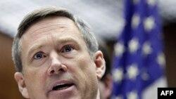 Thượng nghị sĩ Mark Kirk của Đảng Cộng hòa
