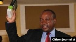 Interview With Dzimbabwe Chimbga on Suspended Bernard Manyenyeni