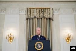 Байден прокоментував звіт про створення робочих місць у США