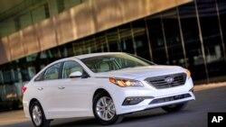 El modelo Sonata son los más afectados por falla en la fabricación del motor producidos en la planta que el fabricante surcoreano tiene en Alabama.