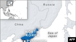 Phái đoàn quân sự Trung Quốc thăm Bắc Triều Tiên