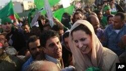 Aisha Kadhafi est arrivée en Algérie le 29 août 2011 (archives)