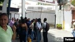 Los detenidos están en el Destacamento 433 de la Guardia Nacional Bolivariana, asegura Foro Penal.