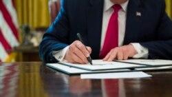 VOA: EE.UU. Trump sanciona a Irán