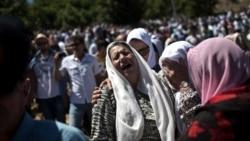 Twentieth Anniversary of Srebrenica Genocide