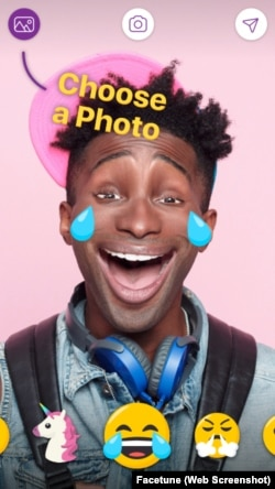 Memoji Choose Photo