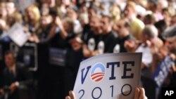 ئێریک شرایڤ: ئهم ههڵبژاردنهی میدتێرم له ئهمریکا وهک ڕیفراندۆمێکه لهسهر ڕێبازهکان و بهڕێوبهرایهتیکردنی سهرۆک ئۆباما