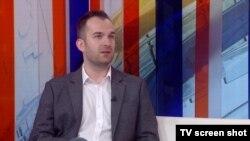 Dino Jahić, glavni urednik Centra za istraživačko novinarstvo Srbije (CINS)