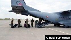 Türkiyə Hərbi Hava Qüvvələrinin təyyarəsi