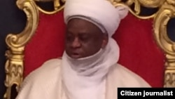 Sarkin Musulmi Mai Martaba Sultan Muhammad Sa'ad Abubakar III, Sokoto Najeriya
